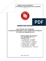 Final Marketing Report 4