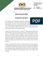 (435072495) KENYATAAN AKHBAR VAKSIN HPV SELAMAT.pdf