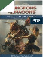 Manuale Del Giocatore 3