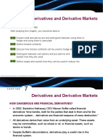 Derivatives Presentation