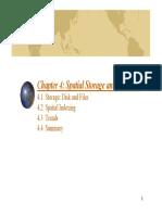 Spatial Indexing