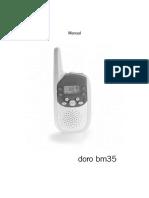 Doro Bm35 En