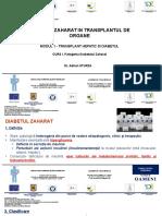 Modul 1 Diabet_Curs 1_Patogenia Diabetului Zaharat