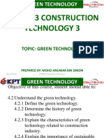 Lecture Notes Green Technology