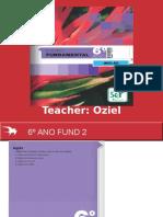 Presentation Book 6º Grade