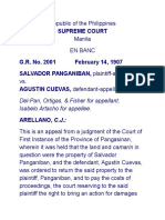 11. Panganiban vs. Cuevas