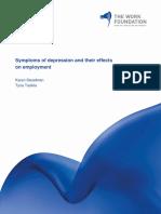 Symptoms of Depression FINAL