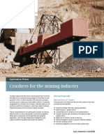 Crushers for Mining