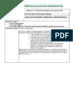 Correction Du Thème 212 – L'Analyse Néo-classique Du Marché Du Travail