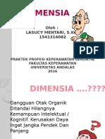 LEMBAR BALIK DIMENSIA