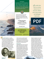 Leo Carrillo State Park Brochure