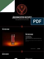 Jaegermeister Recipes 06222016