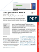 Effects of Self-myofascial Release a Systematic Review