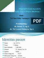 Lapsus Thypoid Dan Pneumonia