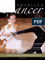 American Dancer July August 2010