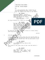 script the wild west bank robber  3   1
