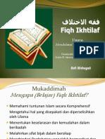 04. Fiqh Ikhtilaf