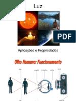 8º Ano Luz Fisica Quimica