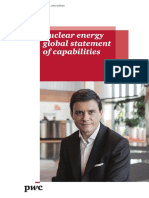 Pwc Nuclear Energy Global Statement of Capabilities