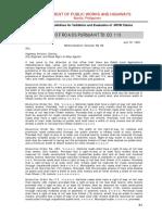 13 - List of Roads Pursuant to EO 113.pdf