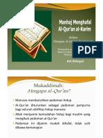 09. Manhaj Hafal Al-Qur'An