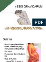 6.1 HIPEREMISIS GRAVIDARUM.ppt