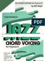 Jazz Piano Voicing
