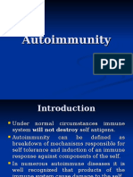Unit IV Autoimmunity