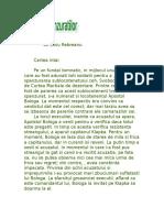 Padurea Spazuratilor- L. Rebreanu