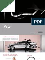 2014 Audi A6 Brochure