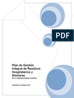 Modelo Elaboracion PGIRHS