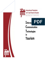 Management Information Systems in Tourism