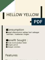 proposal bisnis Hellow Yellow