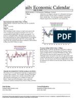 July 13th economic activity - International trade
