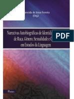 2015 Livro Narrativas Autobiograficas Capa Sumario