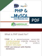 Php Tutorial | Introduction Demo | Basics Websoles Strategic Digital Solutions