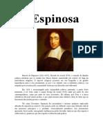 Espinosa Resumo