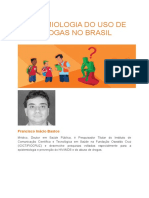 Epdemologia de Drogas No Brasil