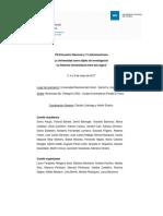 Universidad Objeto Investigacion 2017 Circular Segunda