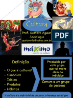 Sociologia Aula Cultura