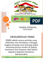 Presentation1 PHBS