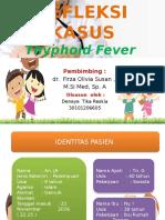 Refkas Thyphoid Fever Aya