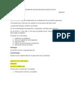 Clase Programación de Procesos Productivos