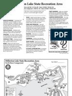 Millerton Lake State Recreaion Area Campground Map