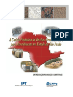 A Cadeia Produtiva Para Rochas Ornamentas e Para Revestimento No Estado de Sc3a3o Paulo Artigo