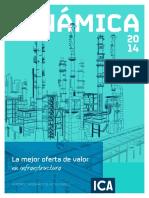 ICA Reporte Integrado de Actividades 2016