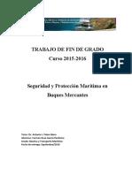 Seguridad y Proteccion Maritima en Buques Mercantes