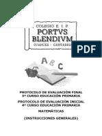 Matematicas santillana 4 primaria evaluacion inicial