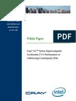 CVA Performance White Paper