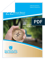22 SBI Annual Report 2072